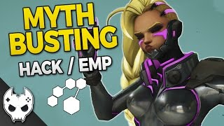 Overwatch Mythbusters - Sombra Hack and EMP thumbnail