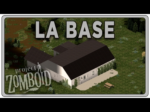 "PROJECT ZOMBOID (Build 37.2) #02 ""La base"" 