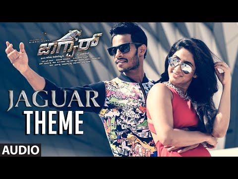 Jaguar Kannada Movie Songs | Jaguar Theme Song | Nikhil Kumar, Deepti Saati | SS Thaman