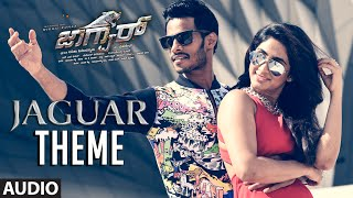 Jaguar Kannada Movie Songs | Jaguar Theme Song | Nikhil Kumar, Deepti Saati | SS Thaman