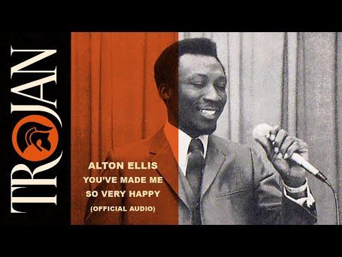 "Alton Ellis - ""You've Made Me So Very Happy"" (Official Audio)"