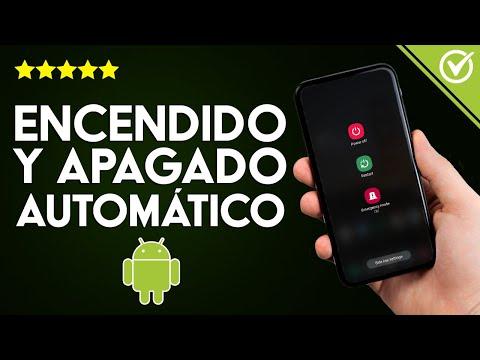 Cómo Programar el Encendido, Apagado y Reinicio Automático de mi Celular Android