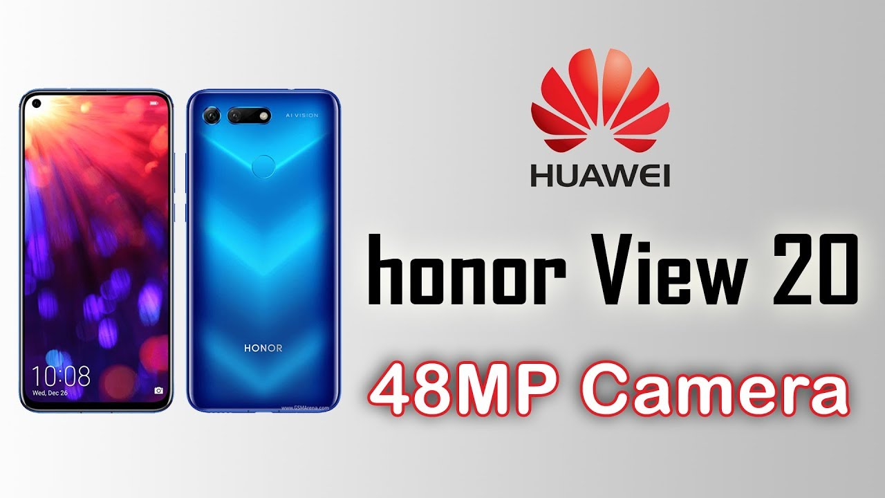 Huawei Honor View 20 Specs and Highlights | TechPro Bytes