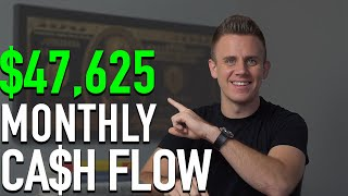$47,625 Per Month | How I Built 6 Income Sources