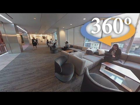 Explore The Future At Deloitte (360 Video)