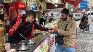 TURKISH ICE CREAM PRANK - ICE CREAM VS MAN