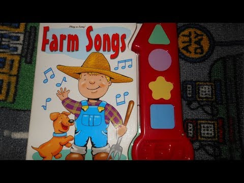 Play a Song: Farm Songs Sound Book