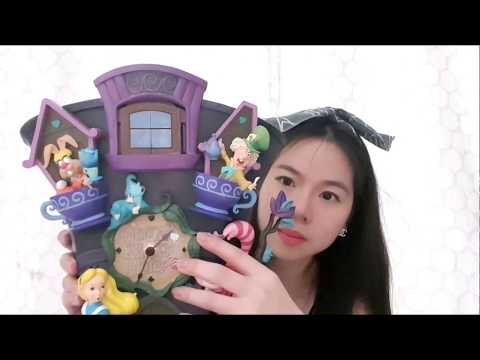 review-alice-in-wonderland-cuckoo-wall-clock-|-nowjrcy
