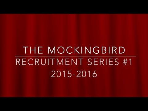 The Mockingbird Recruitment 2015 Series #1 Chandelier