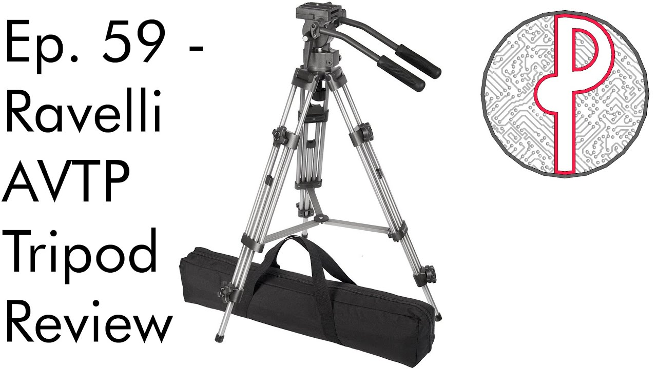Pts Ep 59 Ravelli Avtp Tripod Atd Tripod Dolly Review Youtube