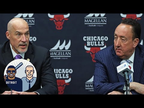 Do Gar Forman And John Paxson Deserve To Be Fired? | Jalen & Jacoby | ESPN