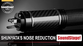 Shunyata Research: Noise Reduction for Hi-Fi and Hospitals - SoundStage! Talks (December 2020)