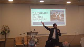 3 angels message - introduction by Br. Anderson Edison