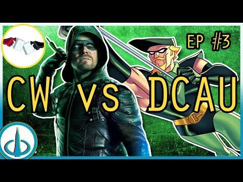 Arrowverse vs DCAU & Scooby-Doo Meets Batman...Again   12th Level Intellects EP #3