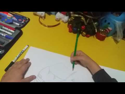 how to draw gta 5