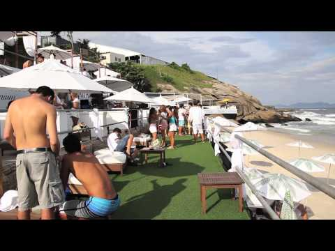 Aqueloo Beach Club - Forte de Copacabana
