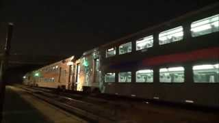 Railfanning NJT, NS, CSX and MNCW (10/27-11/4 2014) with wrong-railed NJT, ME, BNSF and more!