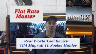 Real World Tool Review VIM Magrail TL Socket Rail System