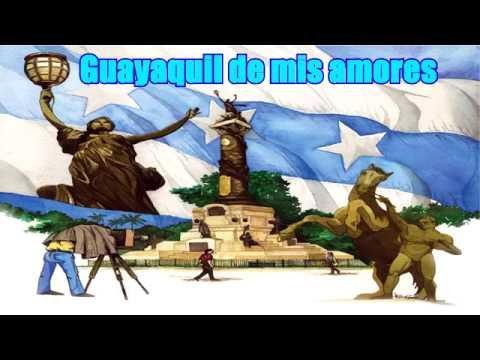 Guayaquil de mi amores Julio Jaramillo Letra