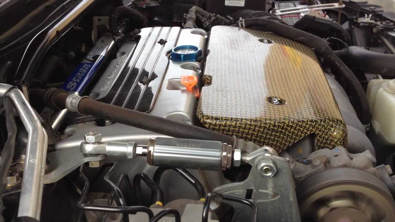 My K24A2 swap - in progress | Page 4 | Honda Element Owners Club