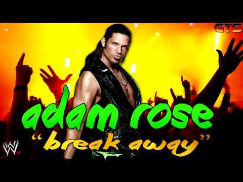 2014: Adam Rose  WWE Theme Song  Break Away Download HD