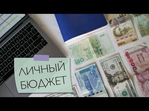 Составляем бюджет на месяц   Финансовая свобода