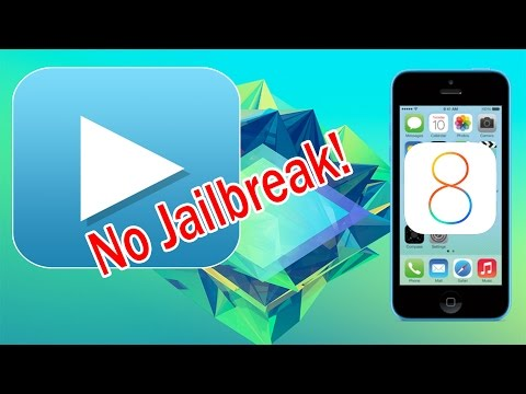 Jailbreak Tweaks On IOS8 #2 - (MusicBox)
