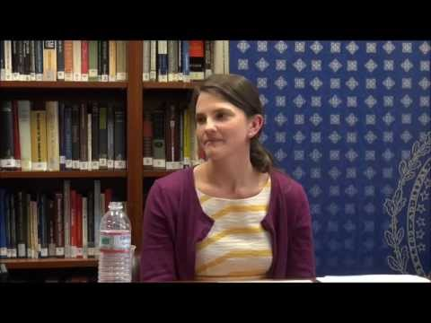 "Capstone ""Poland-Russia and the Eastern Partnership"" with Nina Jankowicz, CERES MA Candidate"