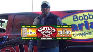 Shotgun Sports Commercial with Lee Pitts