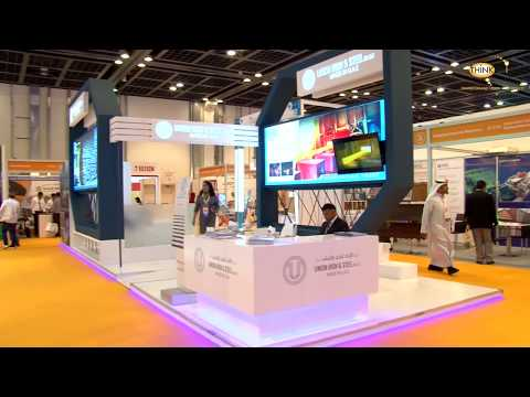 BIG5 2017 - Union Iron & Steel Exhibition Stand
