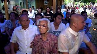THE FUNERAL OF THE LATE LAGRIMAS GABRIEL VALIN - PADRE (February 15, 1938 - January 20, 2018) PART 2