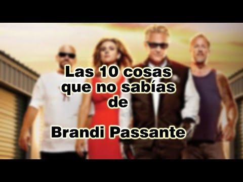 10 Cosas que no sabías de Brandi Passante