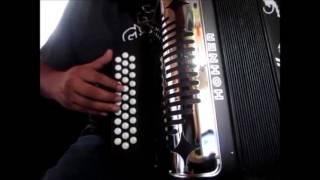 los rancheritos de topo chico chiquilla cariñosa instruccional cumbia facil acordeon fa