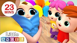 Welcome Home, Baby Brother! | Nursery Rhymes by Little Angel