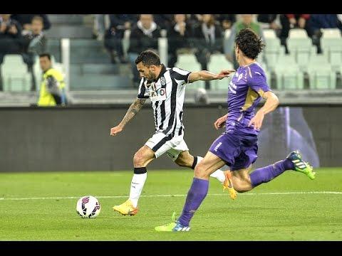 Juventus - Fiorentina 3-2 (29.04.2015) 14a Ritorno Serie A (Ampia sintesi).