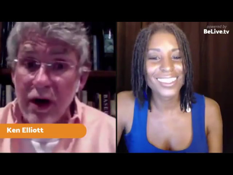 Peace, Love, Joy and Bliss Transformation Show with Guest Ken Elliott