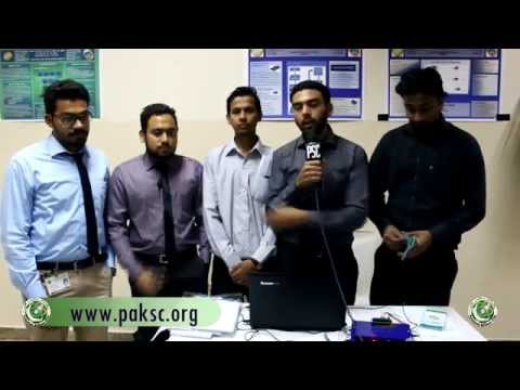 vehicle to vehicle communication by SSUET students| SSUET Final year Projects fair