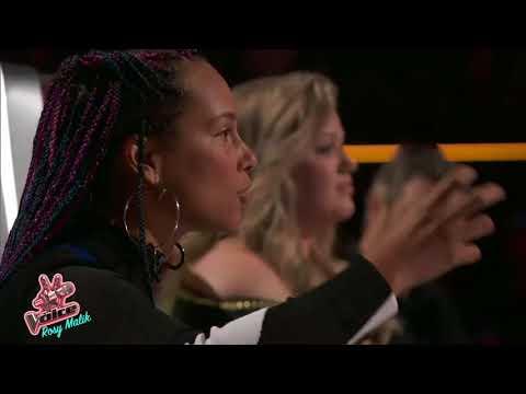 The Voice Season 14 - JUSTIN KILGORE - Blind Audition 2018 Full.