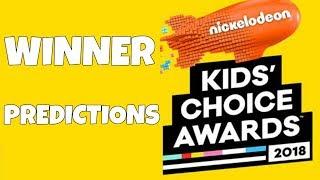 2018 Nickelodeon Kids' Choice Awards Music WINNER PREDICTIONS