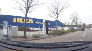 IKEA + Way to Newcastle Hotel 01