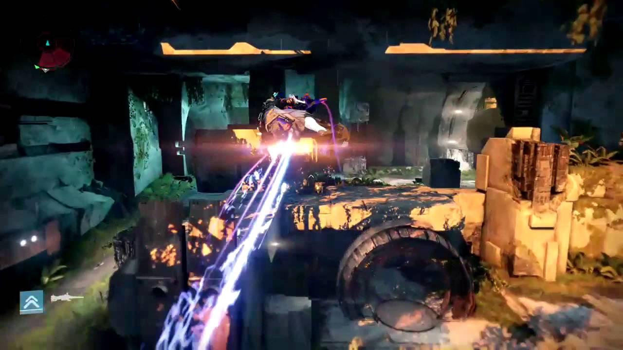 [Tuto] Destiny: Voler avec le passereau - YouTube