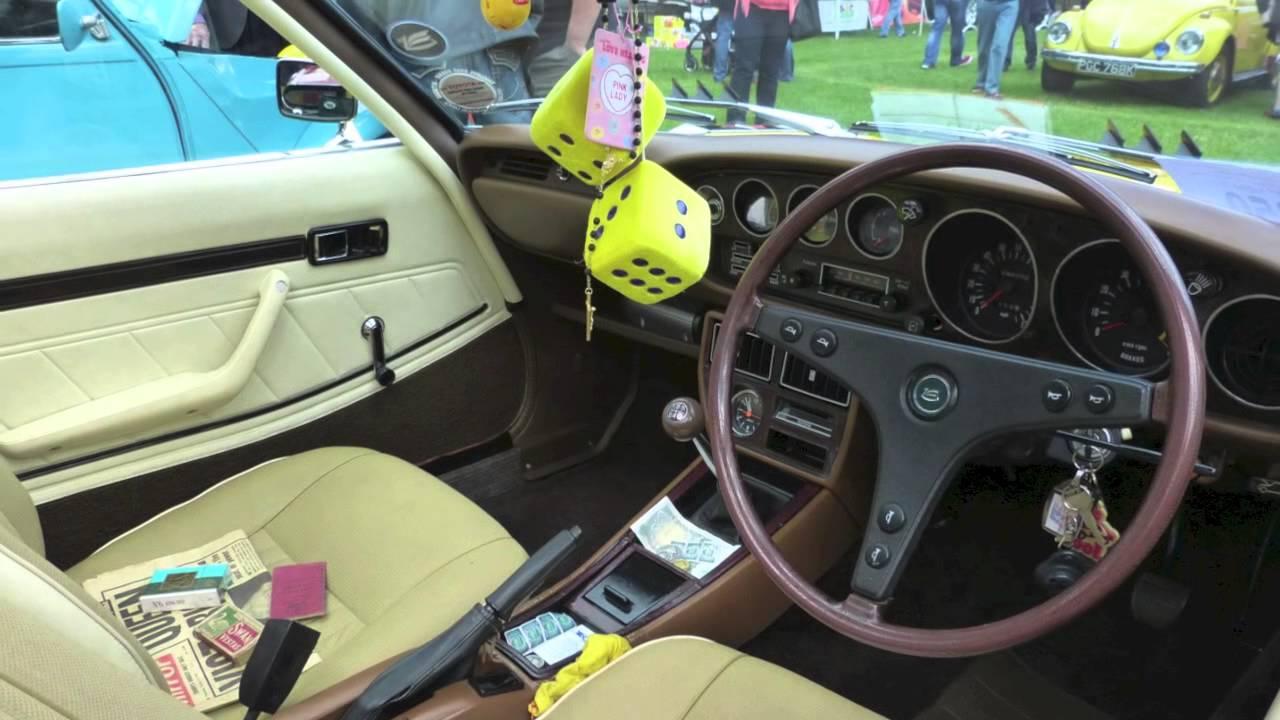 1975 Toyota Celica 1600 5 Speeds Youtube St