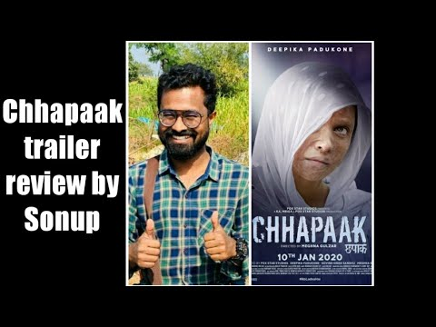 Chhapaak trailer review by Sonup - Hit or Flop? - YouTube