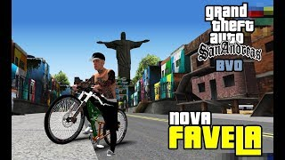 GTA MTA BVO | NOVA FAVELA DO BVO | EXCLUSIVA | SegundaFase