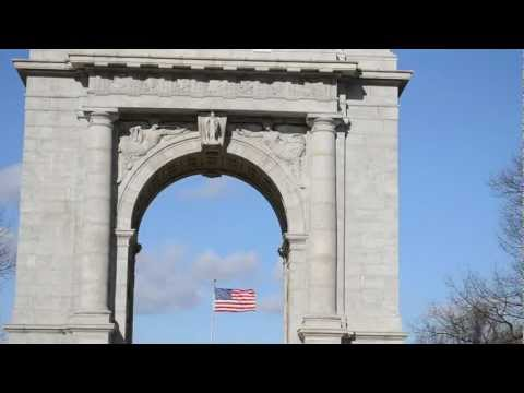 National Memorial Arch at Valley Forge National Park, Valley Forge, Pennsylvania
