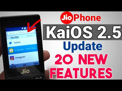 Download Jio Phone New Update Tips and Tricks & Hidden Features | Kai OS 2.5 in Hindi
