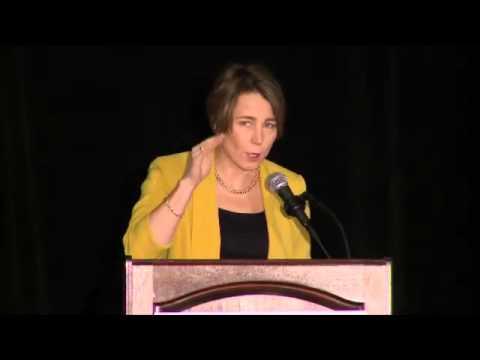 2016 MassBio Policy Leadership Breakfast - Attorney General Maura Healey
