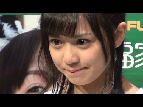 可愛すぎるアイドル!ぱすぽ☆の奥仲麻琴 「かわいくてマコトにすいません!」