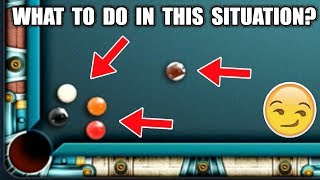 The SMARTEST 8 Ball Pool SNOOKER ESCAPE Strategy Ever...