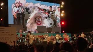 島ぜんぶでおーきな祭2017 結心 コラボで出演させて頂きました! 沖...